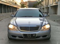Mercedes-Benz S-Class S 280 2000 Sedan dijual