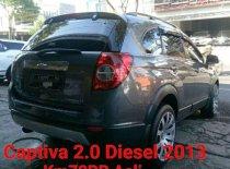 Jual Chevrolet Captiva 2.0 Diesel NA 2013