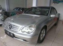 Mercedes-Benz C-Class C 180 2002 Sedan dijual