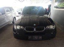 Butuh dana ingin jual BMW X3 xDrive 20D 2004