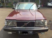 Butuh dana ingin jual Volvo 960  1987