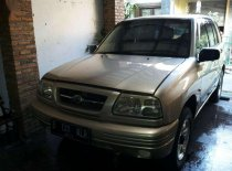 Butuh dana ingin jual Suzuki Escudo JLX 2006