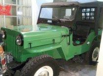 Jual Jeep Willys 1961 kualitas bagus