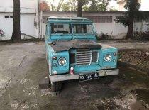 Jual Land Rover Defender 1971 kualitas bagus