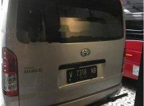 Butuh dana ingin jual Toyota Hiace High Grade Commuter 2012