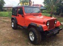 Jual Jeep Wrangler 1990, harga murah