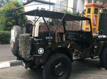 Jeep Willys 1991 SUV dijual