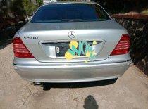 Jual Mercedes-Benz S-Class 2000 termurah