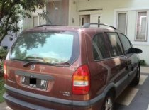 Jual Chevrolet Zafira 1.8 Automatic 2000