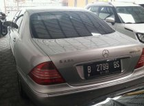 Jual Mercedes-Benz S-Class S 320 2000