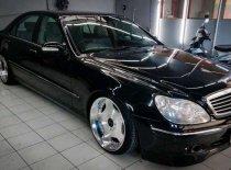 Butuh dana ingin jual Mercedes-Benz S-Class 2001