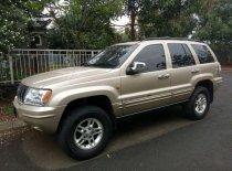 Jual Jeep Grand Cherokee 2001 kualitas bagus
