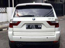 Jual BMW X3 2007 kualitas bagus