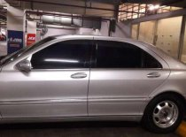 Mercedes-Benz S-Class 2001 Sedan dijual