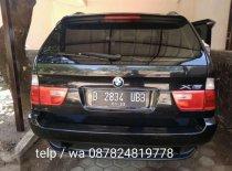 BMW X5 2002 SUV dijual