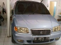 Jual Hyundai Trajet 2001, harga murah