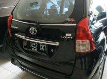 Jual Toyota Avanza G Luxury 2015