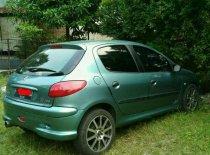 Peugeot 206 XR 2001 Hatchback dijual