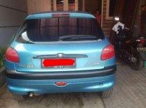 Jual Peugeot 206 XR 2001