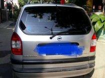 Jual Chevrolet Zafira 2004