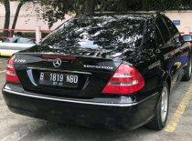Mercedes-Benz E-Class E 200 0 Sedan dijual