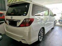 Jual Toyota Alphard 2010, harga murah