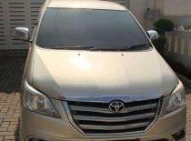 Jual Toyota Kijang Innova V Luxury 2011