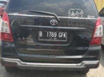 Butuh dana ingin jual Toyota Kijang Innova J 2013
