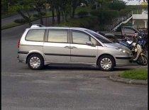 Jual Peugeot 807 2003 kualitas bagus