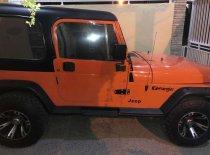 Jual Jeep Wrangler 1984 kualitas bagus