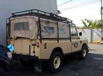 Jual Land Rover Defender 2.3 Manual 1977
