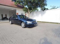 Butuh dana ingin jual Mercedes-Benz S-Class S 320 L 2000