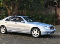 Jual Mercedes-Benz S-Class S 280 kualitas bagus