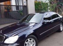 Jual Mercedes-Benz S-Class 2004 termurah