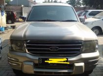 Ford Everest XLT 2005 SUV dijual