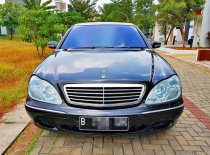 Mercedes-Benz S-Class S 280 2002 Sedan dijual