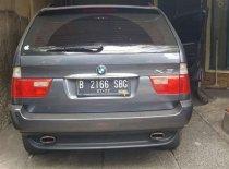 Butuh dana ingin jual BMW X5 2001