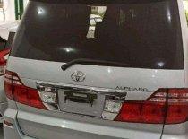 Toyota Alphard V 2006 MPV dijual