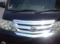 Daihatsu Luxio X 2012 Minivan dijual