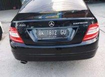 Jual Mercedes-Benz C-Class 2010, harga murah