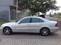 Jual Mercedes-Benz E-Class 2005, harga murah
