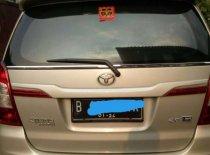 Butuh dana ingin jual Toyota Kijang Innova 2.0 G 2014