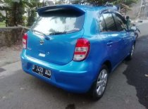 Jual Nissan March 1.2 Automatic 2013