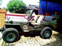 Jual Jeep Willys 1948 kualitas bagus