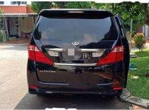 Toyota Alphard G 2009 MPV dijual