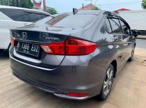 Honda City E 2015 Sedan dijual