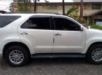 Butuh dana ingin jual Toyota Fortuner V 2012