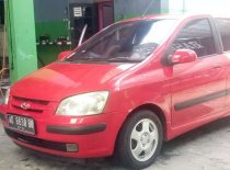 Jual Hyundai Getz 2004