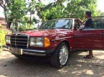 Mercedes-Benz E-Class E 200 1986 Sedan dijual