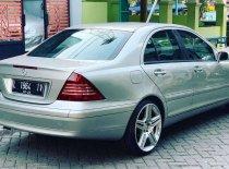 Jual Mercedes-Benz C-Class 2001 termurah